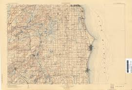 Geneva Map Historical Topographic Maps Perry Castañeda Map Collection Ut