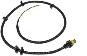 amazon com dorman 970 040 abs wheel speed sensor wire harness