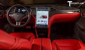 Tesla Carbon Fiber Interior Interior Colors Tesla