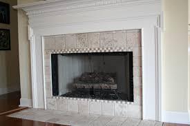 fireplace surround tile binhminh decoration