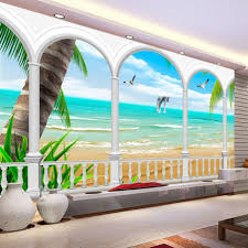 beach wall murals for sale palm view wall mural pr1859 palm trees appealing beach wall decals canada introducing our tropical collection beach themed wall decals australia large