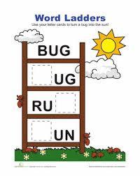 the 25 best word ladders ideas on pinterest cvc worksheets in