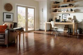 Red Laminate Flooring Armstrong American Scrape Red Rock Canyon Hickory Eas507