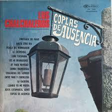 imagenes de coplas de despedida los chalchaleros coplas de ausencia vinyl lp album at discogs