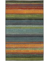 10 Square Area Rugs Amazing Deal Mohawk Home Rainbow 10 U0027 Square Multicolor Area Rug