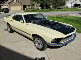 1969 ford mustang mach 1 351 cleveland for sale american