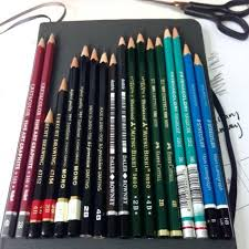 special pencils for drawing essentials for a fashion sketching tool kit threads