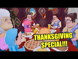 hello thanksgiving special