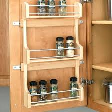 Wall Mount Spice Cabinet With Doors Spice Racks For Cabinets Smart Phones