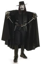 v for vendetta costume v for vendetta grand heritage collection costume buycostumes