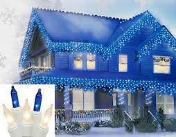 White Icicle Lights Outdoor Ge Merry Icicle 300 Light Set Clear