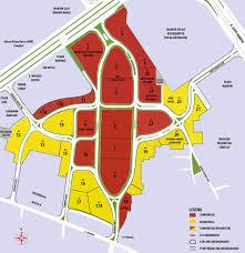 Map Of Jakarta Jakarta International Hotels U0026 Development Tbk Scbd Map