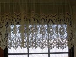 Black Lace Valance Best 25 Curtains With Valance Ideas On Pinterest Unique Window