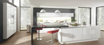 cuisine comtemporaine cuisine contemporaine avec îlot cuisines cuisiniste aviva
