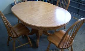 To Refinish A Table - Sanding kitchen table