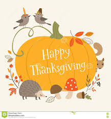 happy thanksgiving greeting card stock vector image 77829121