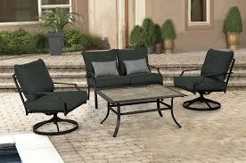 fingerhut alcove camas peak 4 pc cushion sofa set