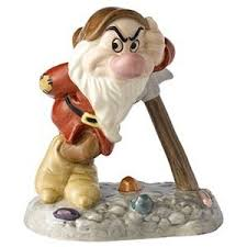 grumpy figurine with ax royal doulton from our royal doulton