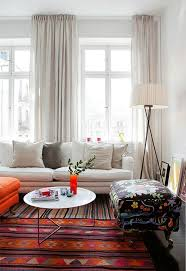 High Ceiling Curtains by Curtains Floor To Ceiling Curtains Decorating Modern Living Room