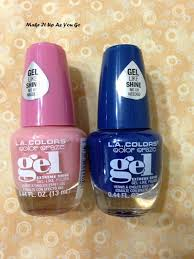 make it up as you go l a colors color craze gel extreme shine