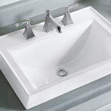 decoration marvelous drop in bathroom sinks lavatory sink drop in