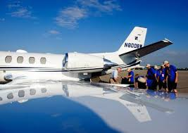 Grand Rapids Mi Airport Private Jets Fly Michigan Special Olympics Athletes From Gerald R