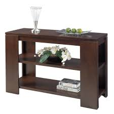 Overstock Sofa Table by Waverly Vintage Walnut Sofa Table Free Shipping Today