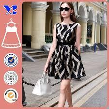 fashion terbaru dress design model casual women dress fashion high
