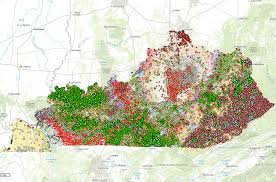 kentucky geologic map information service interactive map of kentucky s geology and resources