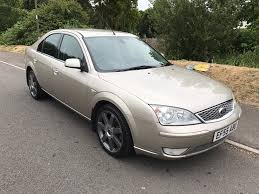 used ford mondeo hatchback 3 0 titanium x 5dr in chertsey surrey