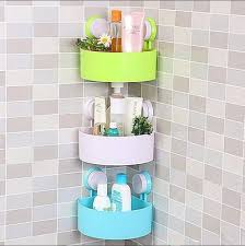 Storage Boxes Bathroom Simple Bathroom Accessories Basket Rack Wall Hanging Shelf