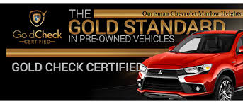mitsubishi gold ourisman chevrolet of marlow heights is a marlow heights chevrolet