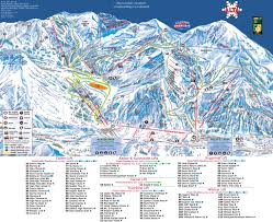 Utah Ski Resort Map by Alta Trail Map U2013 Lucl