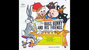 mel blanc bugs bunny grow small juice