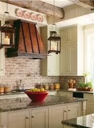 faux brick backsplash in kitchen marvelous manificent faux brick for kitchen backsplash 25 best