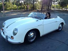 porsche speedster kit car learning to drive in a porsche speedster replica u2022 petrolicious