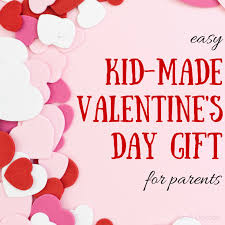 valentines kids craft for kids to make their parents