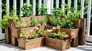 best way to grow herbs in container gardening medicinal purpose