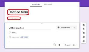 langkah membuat google form tutorial cara membuat google form paling mudah