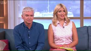 lucy and anna decinque before holly willoughby screams and nearly swears after getting fright