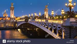 pont alexandre iii 19th century beaux arts architectural style