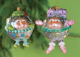patience brewster glass ornaments sale