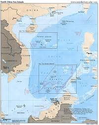 Daytona State College Map by Territorial Claims U2013 Maps The South China Sea