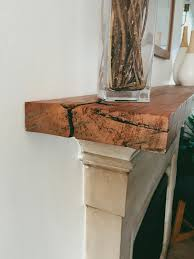 marvelous reclaimed wood mantel with reclaimed wood fireplace