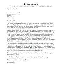 attorney sample resume ideas collection cover letter junior lawyer