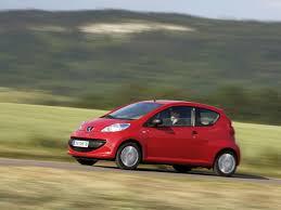 pego car peugeot 107 3 doors specs 2005 2006 2007 2008 autoevolution