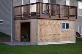 panofish building shed under deck uncategorized z2 crw 2076 custom