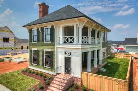 southern style house plans with porches charleston style home with porch and brick fireplace