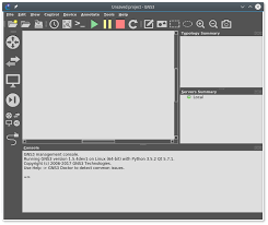tutorial gns3 linux how to install gns3 to fedora poftut