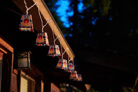 Outdoor Solar String Lights Patio Solar String Lights Patio Traditional With Vintage Trestle Outdoor